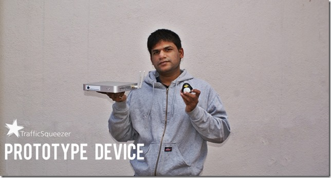 TrafficSqueezer_Device_Kiran_Kankipati